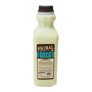 Primal Primal - Raw Goat Milk 1 Qt