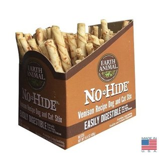 Earth Animal No Hide - Venison Stix single