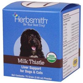 Herbsmith Herbsmith - Milk Thistle Powder 75g