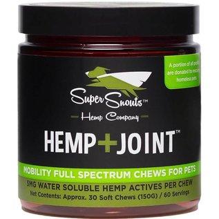 Super Snouts Super Snouts - Hemp & Joint Chews 30ct