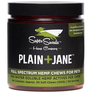 Super Snouts Super Snouts - Plain Jane Chews 30ct