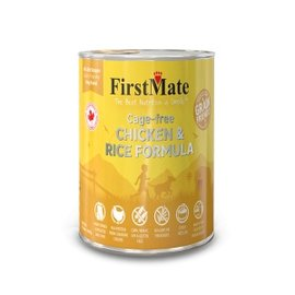 First Mate First Mate - Chicken & Rice 12.2oz Dog