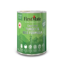 First Mate First Mate - Turkey & Rice 12.2oz Dog