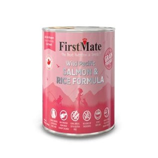 First Mate First Mate - Salmon & Rice 12.2oz