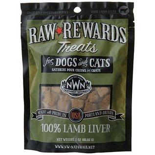 Northwest Naturals - Rewards Lamb Liver 3oz