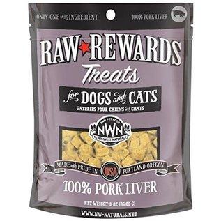 Northwest Naturals - Rewards Pork Liver 3oz