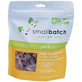 Small Batch Small Batch - Freeze Dried Pork Hearts 3.5oz