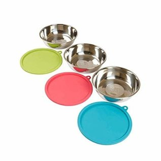 Messy Mutts Messy Mutts - Raw Bowl Set Medium