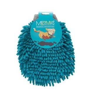Messy Mutts Messy Mutts - Chenille Grooming Glove