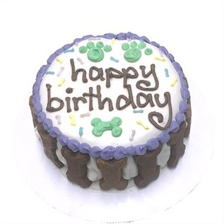 Bubba Rose - Shelf Stable Birthday Cake