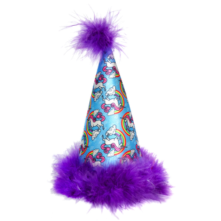 H & K - Party Hat Unicorn Small