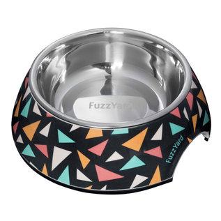 Fuzzyard Fuzzyard - Rad Triangles Bowl Small