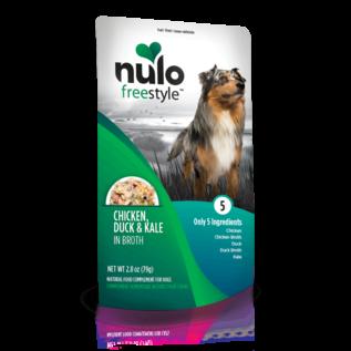 Nulo Nulo - Chicken, Duck & Kale 2.8oz