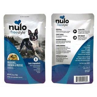 Nulo Nulo - Mackerel, Chicken & Mussel 2.8oz
