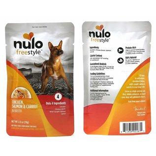 Nulo Nulo - Chicken, Salmon & Carrot 2.8oz