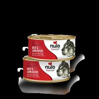 Nulo Nulo - Beef & Lamb CAT 5.5oz