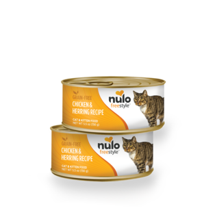 Nulo Nulo - Chicken & Herring CAT 5.5oz