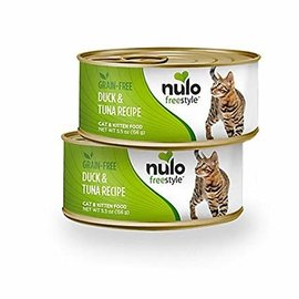 Nulo Nulo - Duck & Tuna CAT 5.5oz