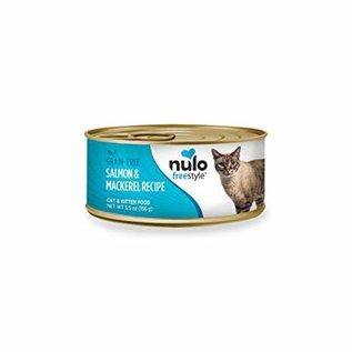 Nulo Nulo - Salmon & Mackerel CAT 5.5oz
