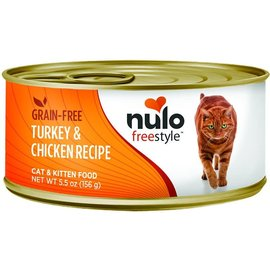 Nulo Nulo - Turkey & Chicken CAT 5.5oz
