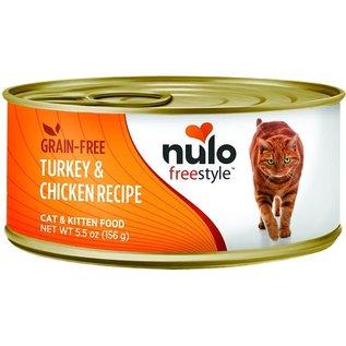 Nulo Nulo - Turkey & Chicken CAT 5.5oz