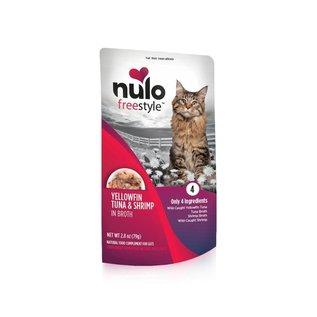Nulo Nulo - Tuna & Shrimp Cat 2.8oz