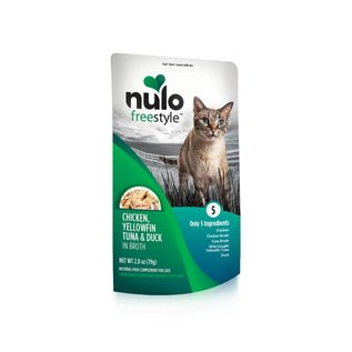 Nulo Nulo - Chicken, Tuna, & Duck Cat 2.8oz