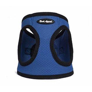 Bark Appeal Bark Appeal - Mesh Step In Blue Small