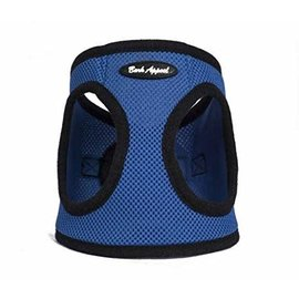 Bark Appeal Bark Appeal - Mesh Step In Blue Medium