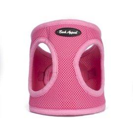 Bark Appeal Bark Appeal - Mesh Step In Pink XLarge