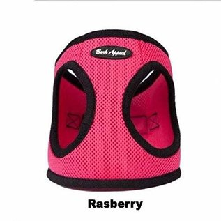 Bark Appeal Bark Appeal - Mesh Step In Raspberry XS