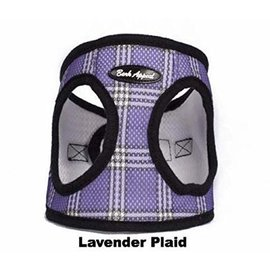 Bark Appeal Bark Appeal - Mesh Step In Lavender Plaid Medium