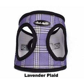 Bark Appeal Bark Appeal - Mesh Step In Lavender Plaid Large