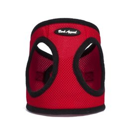 Bark Appeal Bark Appeal -  Mesh Step In Red XLarge