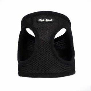 Bark Appeal Bark Appeal - Mesh Step In Black XLarge