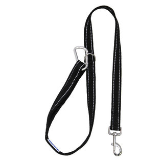 Bay Dog Bay Dog - Leash Black 4'