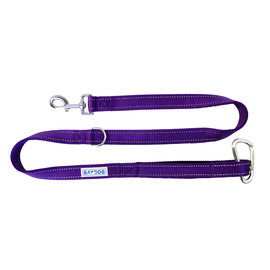Bay Dog Bay Dog - Leash Purple 4'
