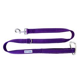 Bay Dog Bay Dog - Leash Purple 4'