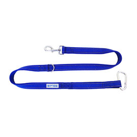 Bay Dog Bay Dog - Leash Blue 4'