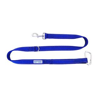 Bay Dog Bay Dog - Leash Blue 6'