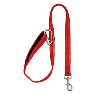 Bay Dog Bay Dog - Leash Red 4'