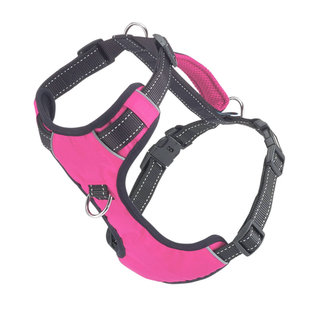 Bay Dog Bay Dog - Pink Medium Harness