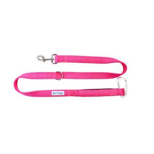 Bay Dog Bay Dog - Leash Pink 6'