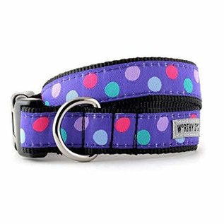 worthy dog Worthy Dog - Gumball Purple Medium