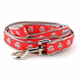 worthy dog Worthy Dog - Sock Monkey 5/8x5 Leash