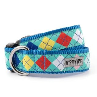 worthy dog Worthy Dog - Turquoise Haberdashery Medium