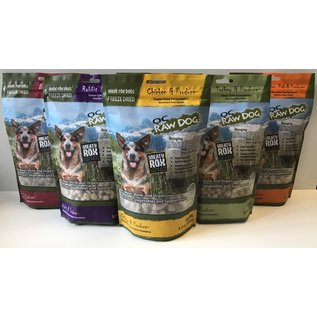 OC RAW OC Raw - Freeze Dried Rabbit Rox 5.5oz