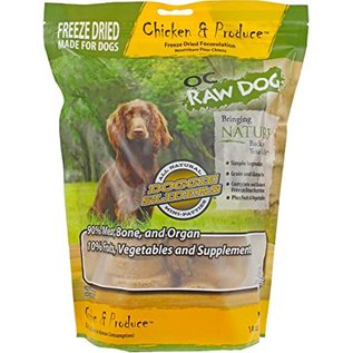 OC RAW OC Raw - Freeze Dried Chicken 14oz