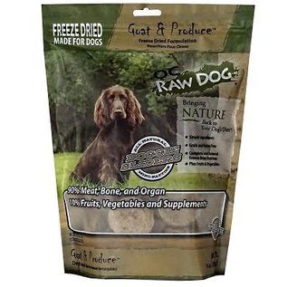 OC RAW OC Raw - Freeze Dried Goat 14oz
