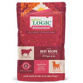 Nature's Logic Nature's Logic - Distinction Beef 24#